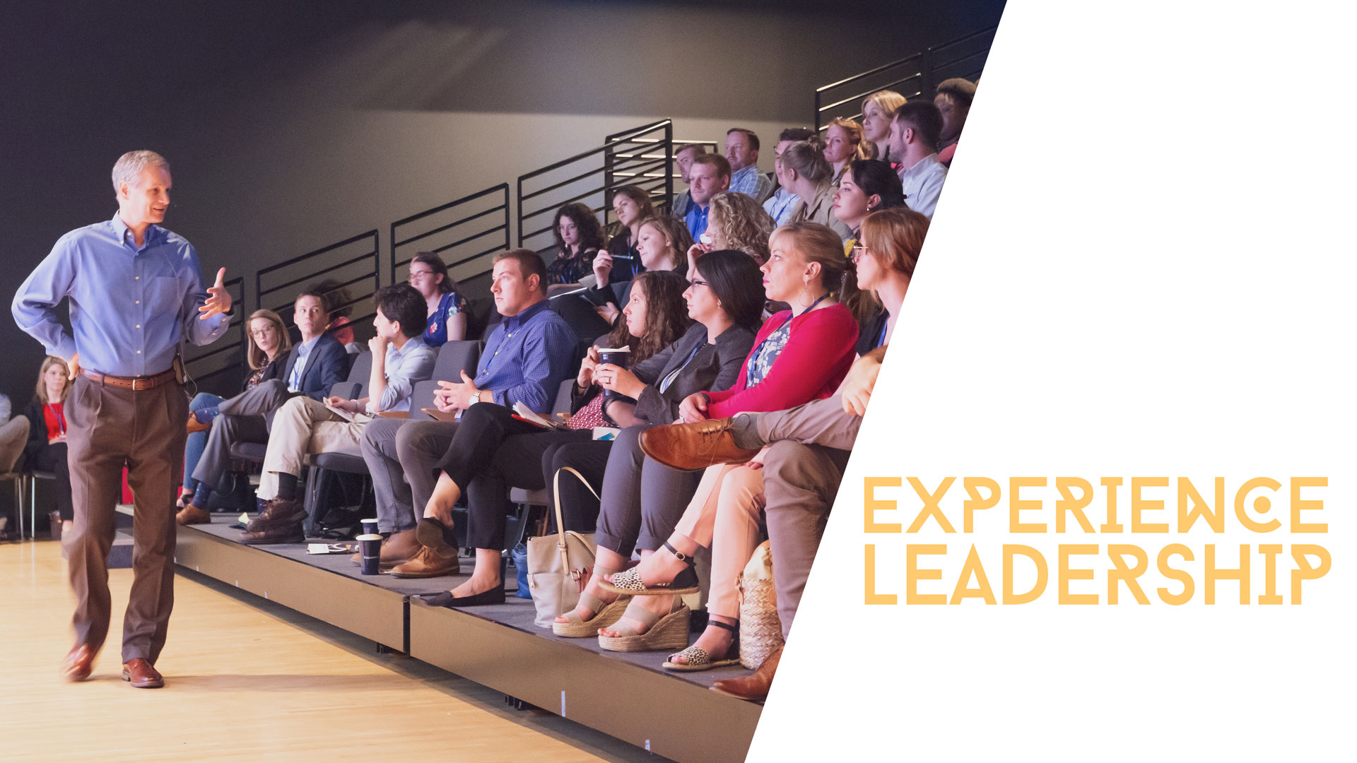 experience leadership january